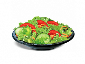 Vegeterian salad