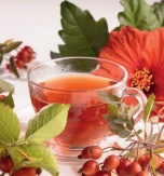 Rose hip drink