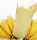 Banana and Honey Smoothie