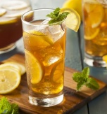 Cold Tea with Spices