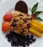 Berry baked oatmeal – When the morning starts with a summer delicacy