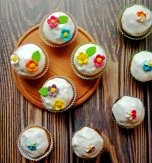 Scrumptious Easter cupcakes – Bring spring into your home