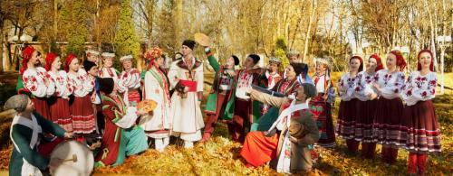 ukrainian culture wedding by romancexgirl-d32qr55