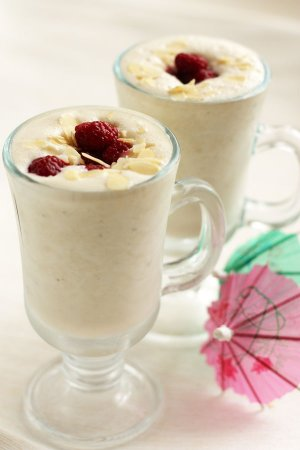 Milk dessert