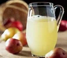 Fermented apple drink