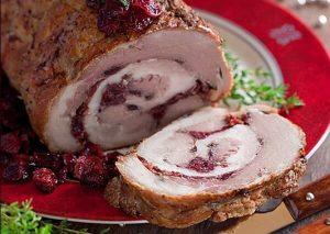 Rolled pork