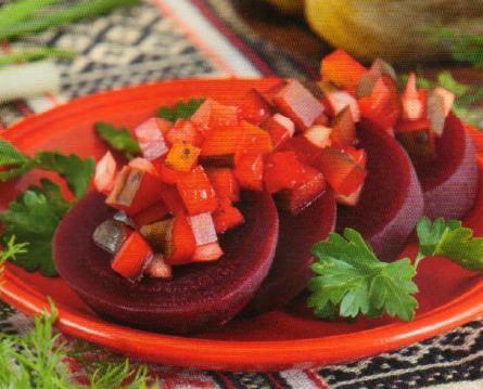 Vegetable appetizer recipe