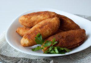 Crusty potato fingers