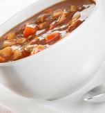 Meat soup (Kyiv recipe)