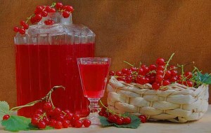 Red currant juice