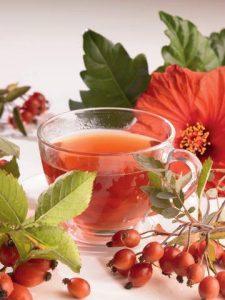 Rose hip drink