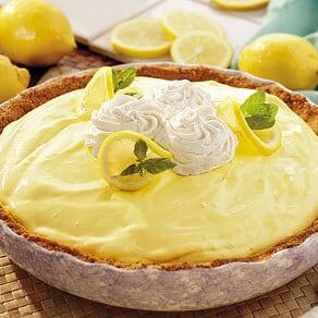Fluffy-Triple-Lemon-Pie