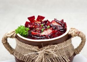 Pork vegetable stew