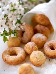 Cheese doughnuts