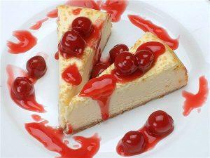 Semolina cake for children