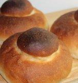 Ukrainian wheat buns Arnauty