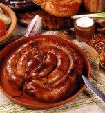 Turkey homemade sausage
