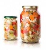 "Mixed pickles ""Vegetable garden"""