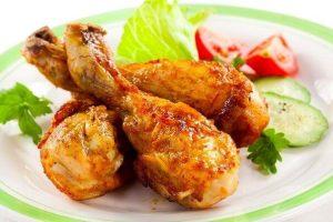 Baked honey soy chicken