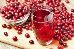 Cowberry drink