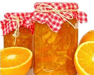 Carrot, lemon, orange, and lime jam