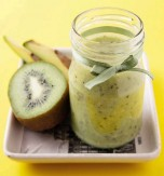 Kiwi, Lemon, and Orange Smoothie