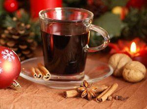 Sbiten (honey herbal drink)