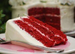 Cake 'Red velvet'
