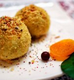 Cinnamon Cheese Balls