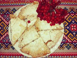 pumpkin and shortcrust pastry pie