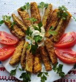 Crispy baked zucchini fries – Healthy alternative for all French fry lovers