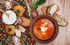 Traditional Ukrainian recipes