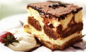 Ukrainian dessert
