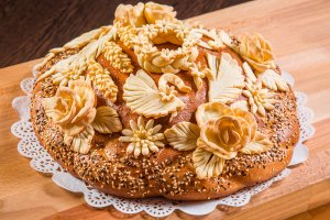 Ukrainian bread. History. Culture. Heritage