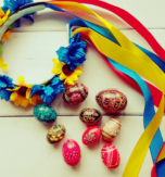 Easter Eggs – Discovering symbolism of colors in Ukraine