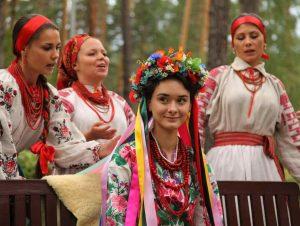 Wedding traditions in Ukraine