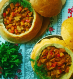 Bograch soup with paprika – The king of Hutsul cuisine