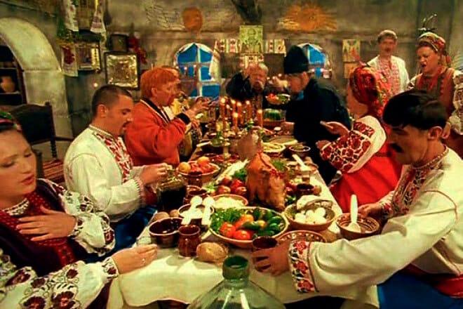 Ukrainian Christmas Eve Dinner Recipes And Customs Ukrainian Recipes