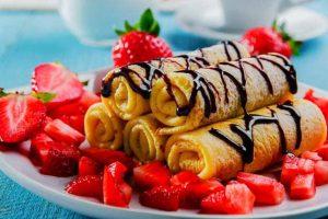 20 Cool methods of serving pancakes