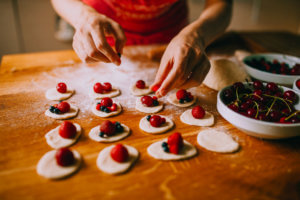 Kaleidoscope of tastes – Fillings for Ukrainian dumplings
