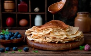Interesting old Ukrainian traditions of Masliana