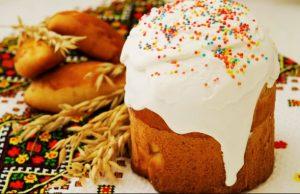 Ukrainian Easter bread – Secrets of baking