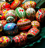 Ukrainian Easter egg designs – What do they mean?
