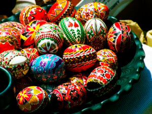 Pysanky images and their meaning