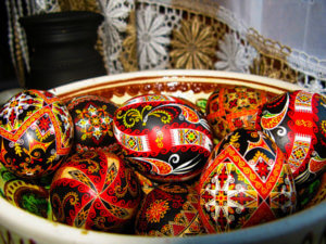 """Collection """"Pysanky"""" by Gucci"""