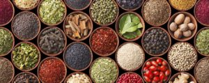 Ukrainian spices and herbs