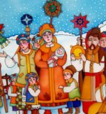 When did Ukrainians celebrate New Year in ancient times?